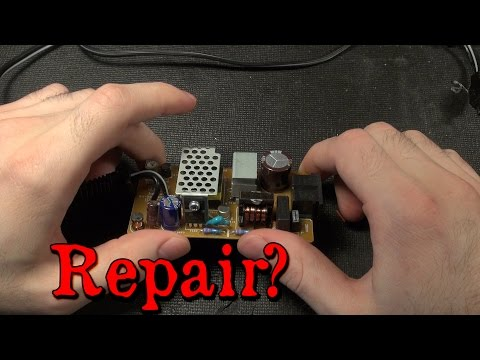 Power Supply Repair and Tips