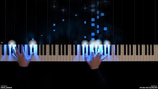 Man of Steel Main Theme Piano Version