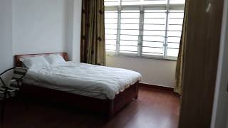 Cheap apartment with lake-view in Nhat Chieu street, Tay Ho, Hanoi - 350$