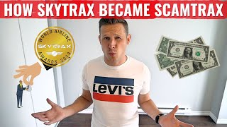 MY BRUTALLY HONEST SKYTRAX REVIEW - AND NOW THEY WANT TO SUE ME...