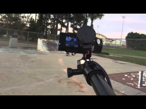 GoPro Gimbal Glide Gear Scopio 3 Axis Motorized