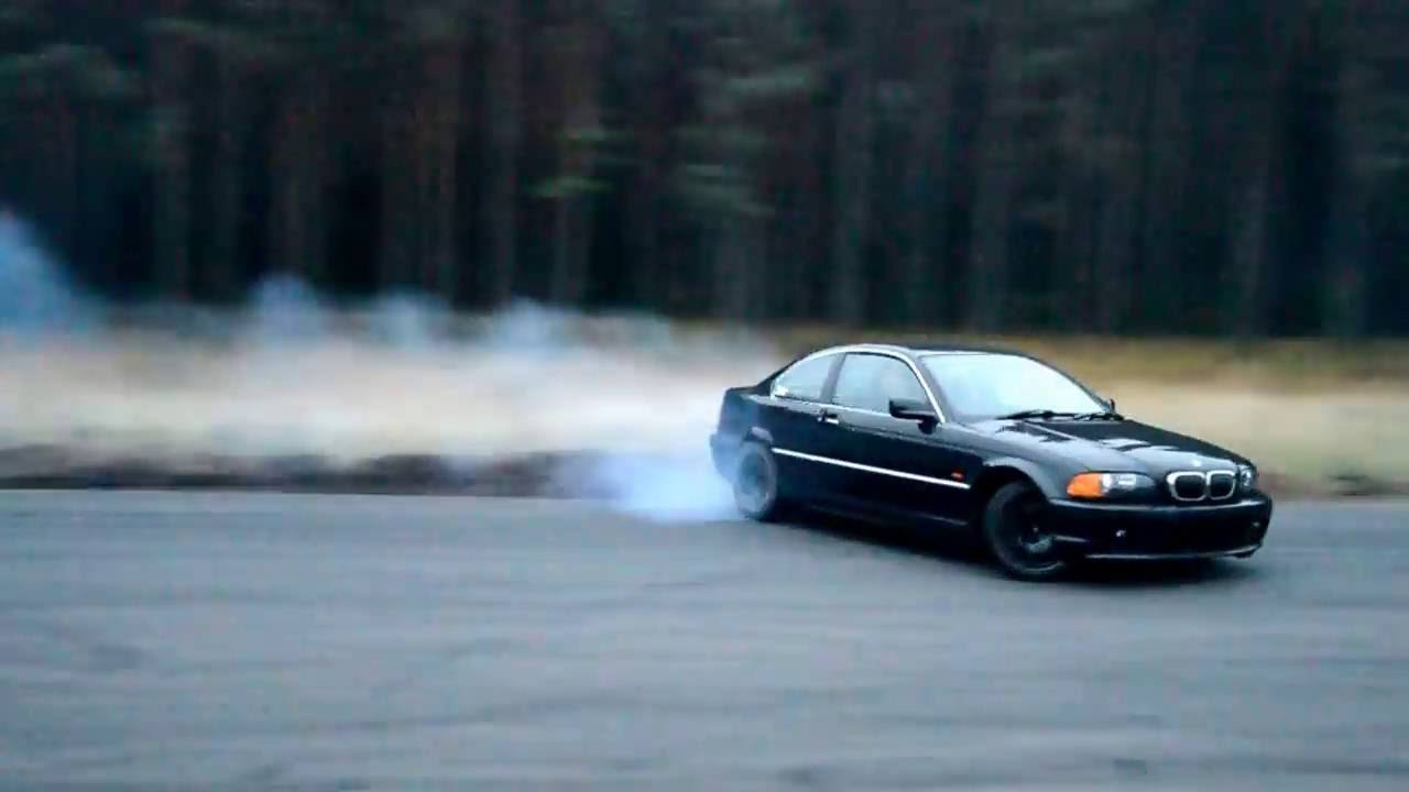Adrian Drift Chociwel Bmw E46 Coupe Youtube