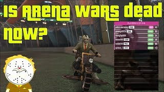 GTA Online Is Arena Wars Now Dead Because Double Money Has Ended?