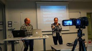 På tal om Gud?: - Tro & Vetande 3.0, ett symposium med Mats Molén och Stefan Gren