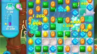 Candy Crush Soda Saga Level 8 - NO BOOSTERS