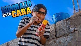 BOMBAZO EN LA CARA EN CARNAVAL || FERNANDO OTV
