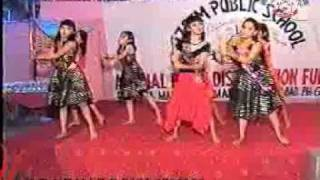 Azeem Public School Welcom Song 1