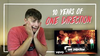 One Direction | 10 Years Of One Direction (Reaction)