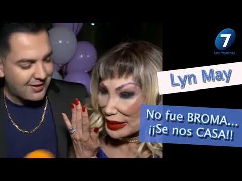Lyn May No fue BROMA... ¡¡Se nos CASA!! / Multimedia 7