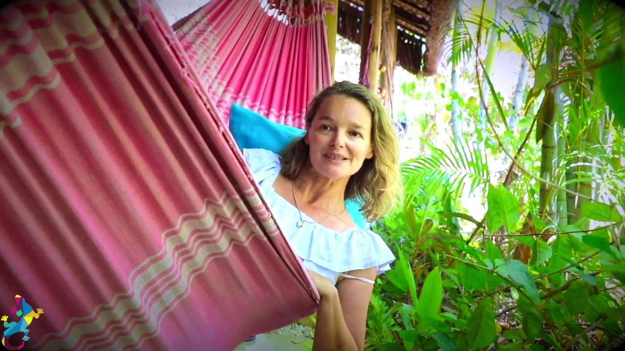 LE VLOG - Interview de Delphine - Quelles sont les pratiques écologiques mises en place au Castelo?