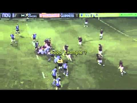Somerset RFU Analysis clip - Bath Clips for width