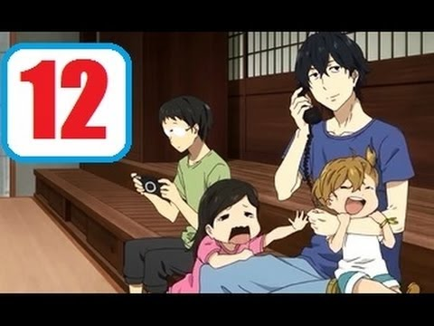Barakamon Episode 12 English Dubbed