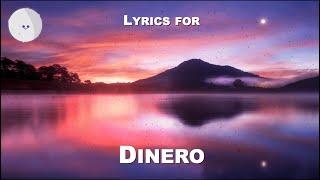 Trinidad Cardona - Dinero (Lyrics) | she take my dinero | Tiktok Song