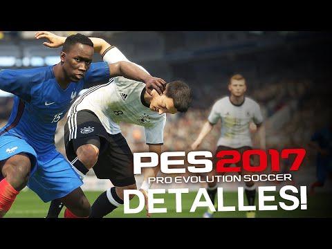 PES 2017 | Review Oficial del Nuevo Juego de Futbol !! PC, PS4, y más!