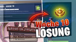 ALL SOLUTIONS for WEEK 10 | Fortnite (Battle Pass Star, Search between movie titles, White Lion)