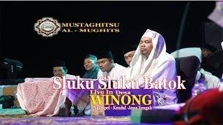 Sluku-Sluku Batok JSN Mustaghitsu Al Mughits  Live In Winong Ngampel Kendal