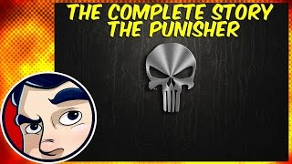 Punisher Black and White - Complete Story