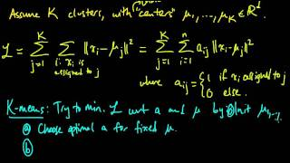 (ML 16.1) K-means clustering (part 1)