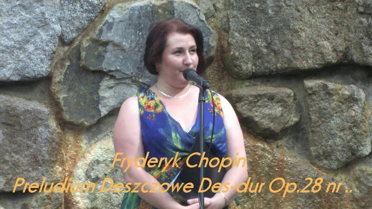 510 Preludium Deszczowe Anna Patrys Soprano Róża Wysocka Piano Poland