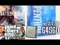 GÜNSTIGE GAMING CPU | Intel Pentium G4560 vs. i3 6100 | Budget Gaming