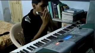 baatein kuch ankahi si : harmonica and piano
