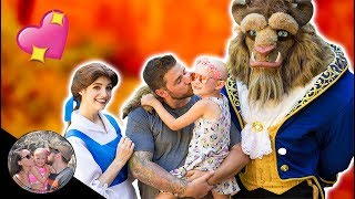 ADORABLE Daddy Daughter date in Disneyland! *LUCKIEST DAD EVER!* | Disneyland vlog #120