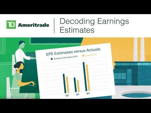 Decoding Earnings Estimates