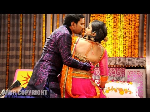 Dinesh lal Yadav And Aamrapali Dubey Love Scene