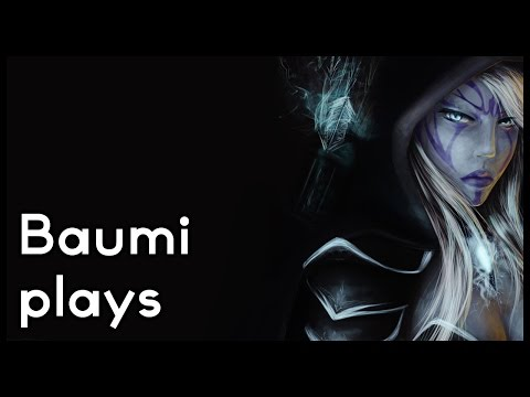 Dota 2 Mods   SUPER EARLY BOSS TANK!!   Baumi Plays Angel Arena