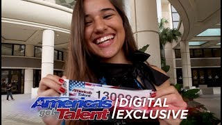 The Excitement of AGT Auditions Orlando - America