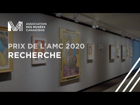 Prix De L'AMC 2020, Recherche