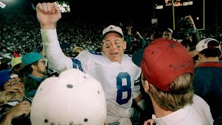 Troy Aikman career highlights