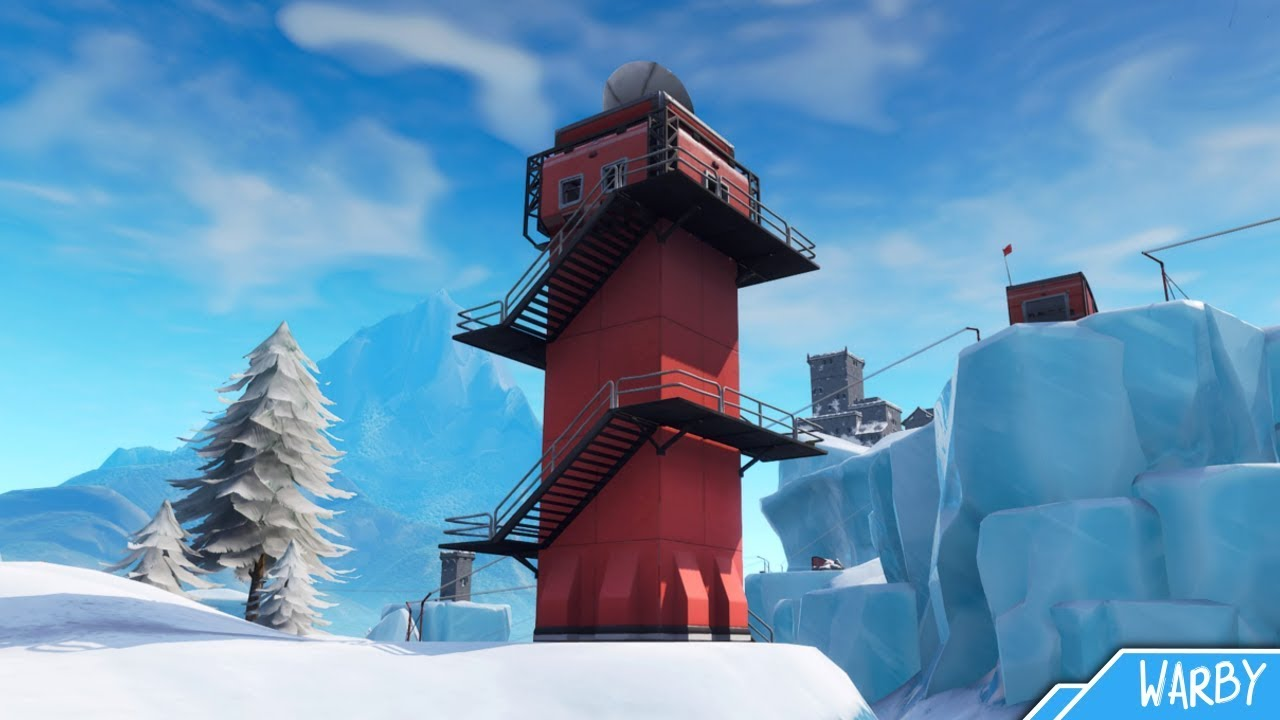 fortnite battle royale dance on top of a air traffic control tower location guide s7 challenge - air traffic control center locations fortnite