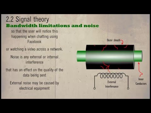 BTEC National Level 3 In IT ( Signal Theory ) Part 3