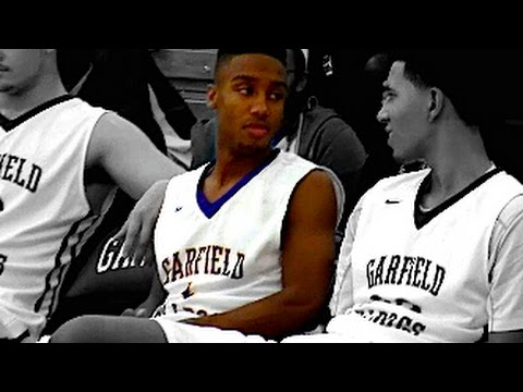 Point Guard Jashaun Agosto '16 : Garfield High (WA