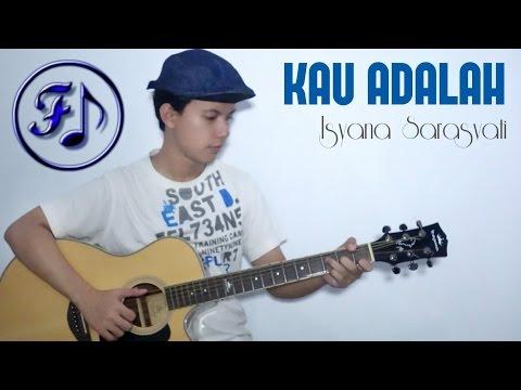 Isyana Sarasvati feat Rayi Putra - Kau Adalah Cover (Funjam Guitar Cover)