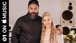 """Shakira and Ebro Darden on """"Coconut Tree"""" [Preview] 