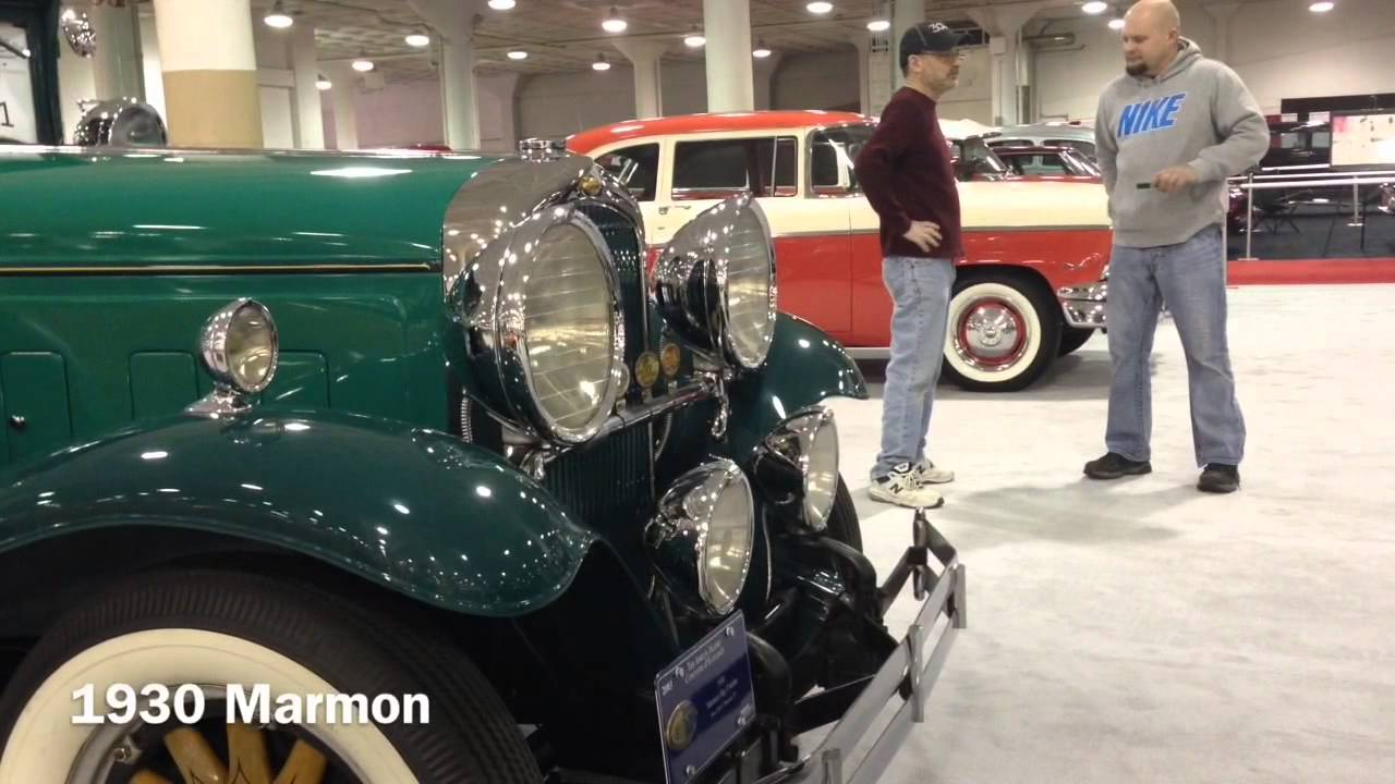 Classic, antique cars auctioned at Cleveland Auto Show
