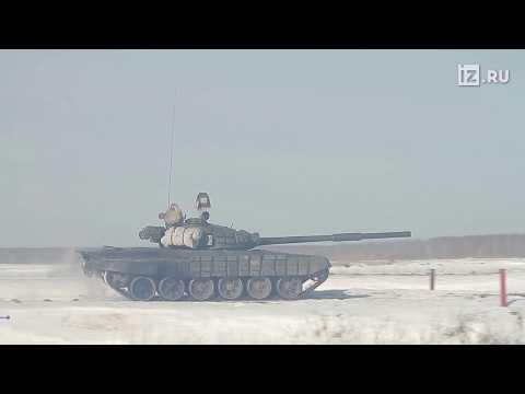 На Южном Урале начались учения танковых ЦВО