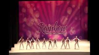 Bubble Gum- Rainbow Dance Competition
