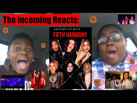 KEEPING UP WITH FIFTH HARMONY | REACTION