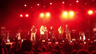 Taylor Swift - I Knew You Were Trouble (Walk Off The Earth feat. KRNFX - Live in Vienna, 20.03.2013)