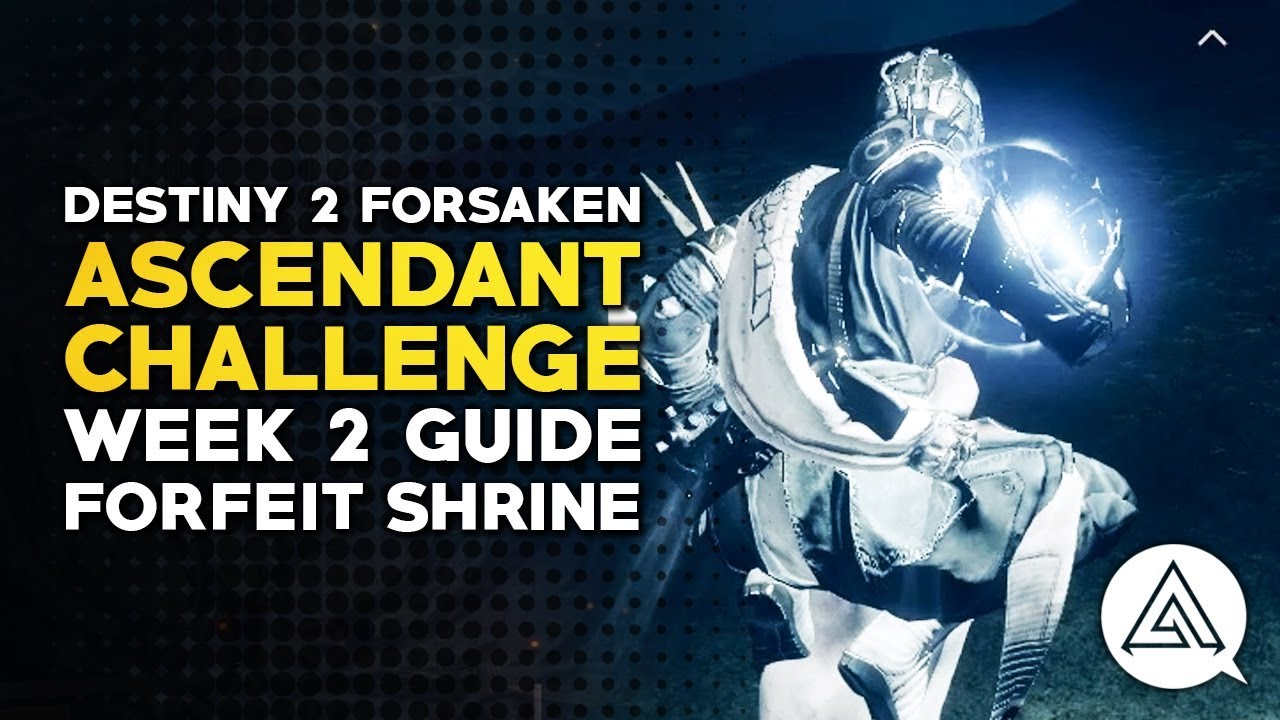 How To Complete The Week 2 'Ascendant Challenge' In 'Destiny