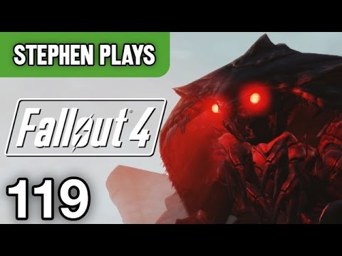 "Fallout 4 #119 - ""Red Death & Shipbreaker"""