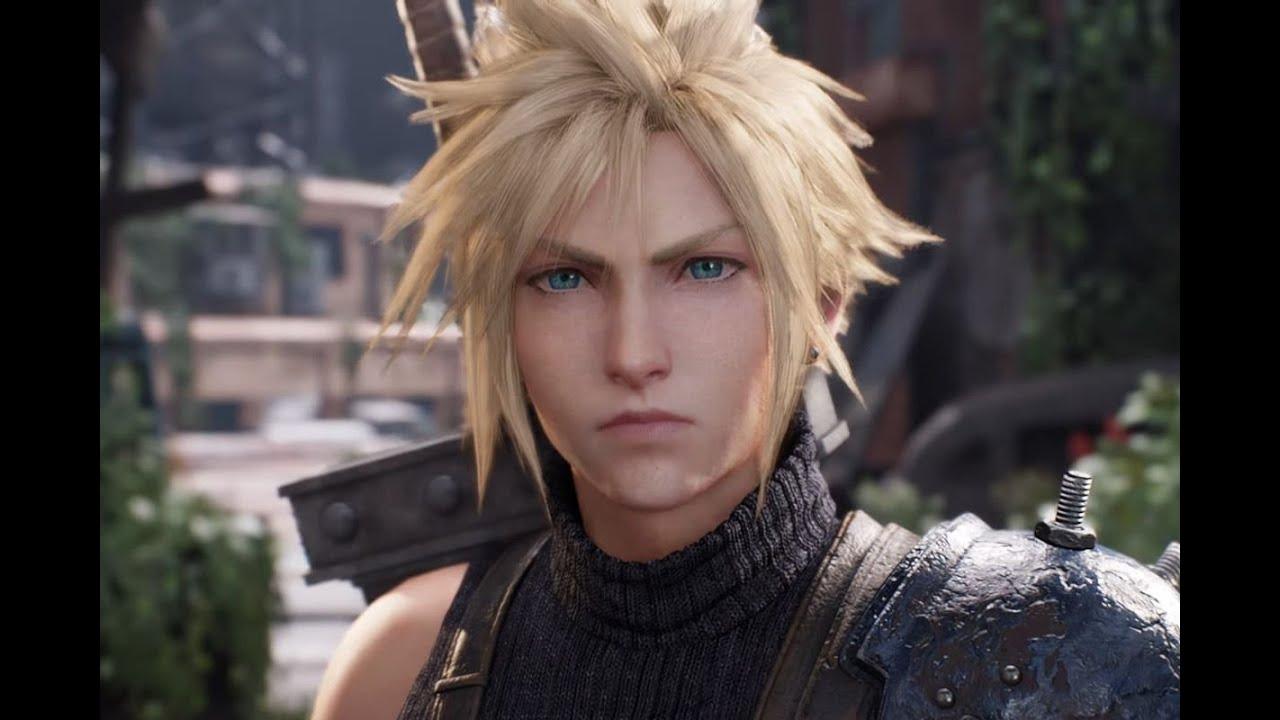 Final Fantasy VII Remake in a nutshell