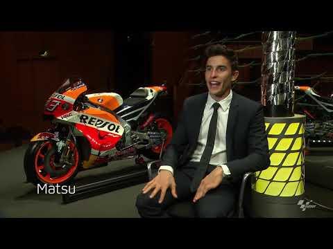 Interview with Marc Márquez, 2017 MotoGP World Champion