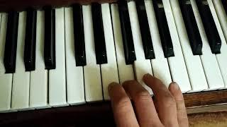 Доля воровская на пианино