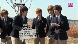 [MINi&BFCN]120224 Mnet BoyFriend's W Academy E07[韓語中字]