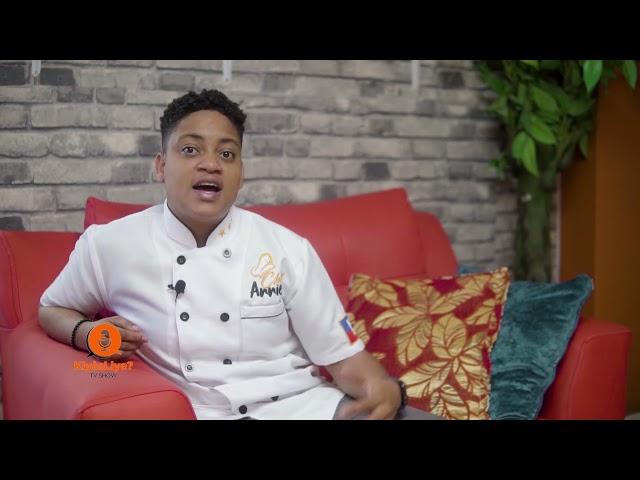 KIYES LI YE ? SHOW : Invitée Chef Annie KLY ( Télé Variété Chaine 30)