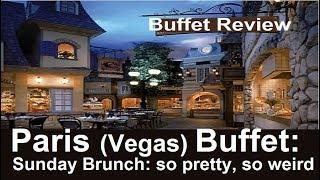 Paris (Vegas) Buffet: Sunday Brunch: so pretty but the food... from top-buffet.com